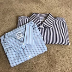 Set of 2 Brooks Brothers Button Down Shirts